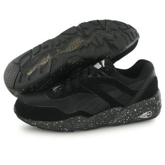 Puma R698 Speckle noir, baskets mode mixte