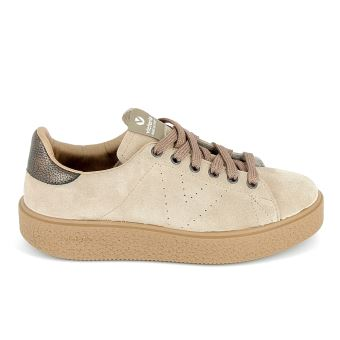 Et Victoria Beige Chaussons Femme 39 Sneakers Chaussures 1262100 rodxCeB