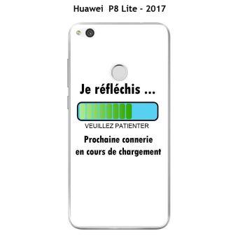 coque huawei p8 lite 2017 avec citation