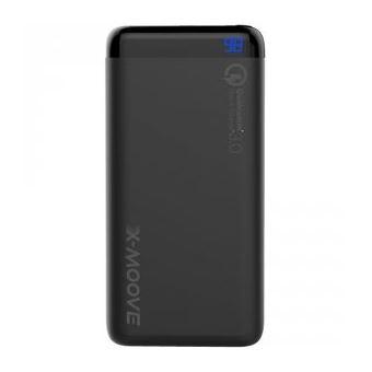 Batterie externe X-Moove Powergo Flash 15000 mAh USB Type-C et Qualcomm 3.0