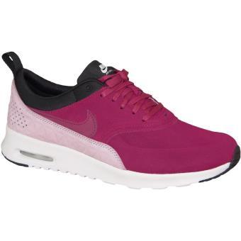 Chaussures De Sport Wmns Nike Air Max Thea Premium 845062 600 Adulte