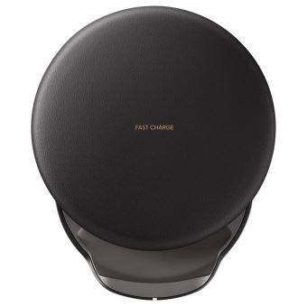 Chargeur sans fil Samsung Charge rapide USB-C 2 positions Noir