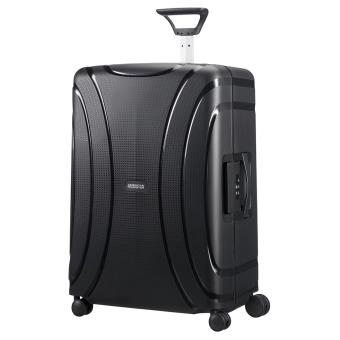 Valise rigide American Tourister Lock'n'Roll 69 cm Jet Black noir fVf5RS