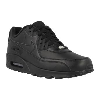 uk availability website for discount best quality NIKE Air Max 90 Cuir Noir 44.5 Homme - Chaussures et chaussons de ...