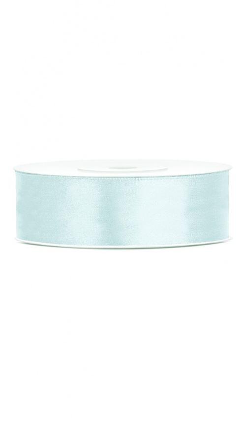 Ruban en Satin - Bleu Pastel x 25 m