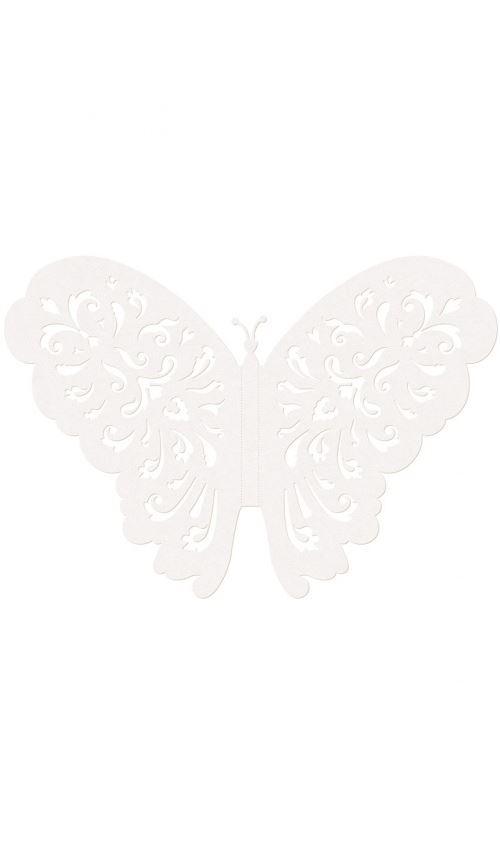 Décoration Adhésives - Papillon x 10