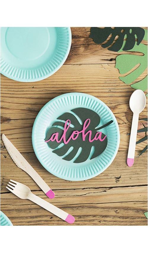 Décoration de Table - Aloha