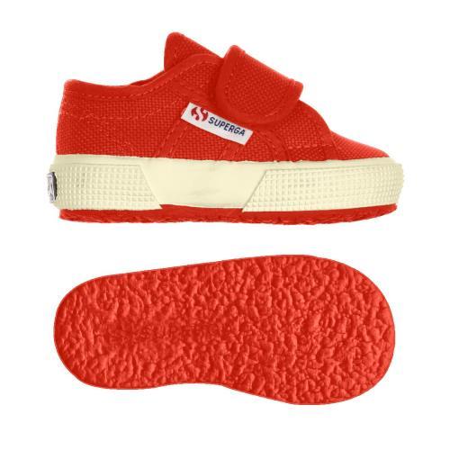 Superga <strong>chaussures</strong> 2750 bvel pour bébé garçon et bébé fille style classique couleur unie