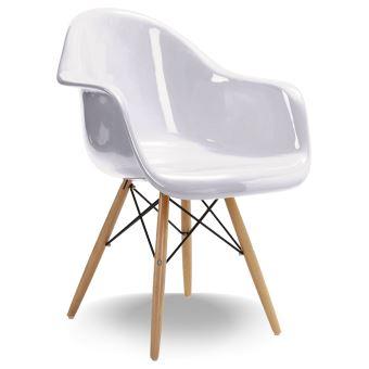 Achatamp; Daw Style Chaise Blanche PrixFnac 0P8wnOkX