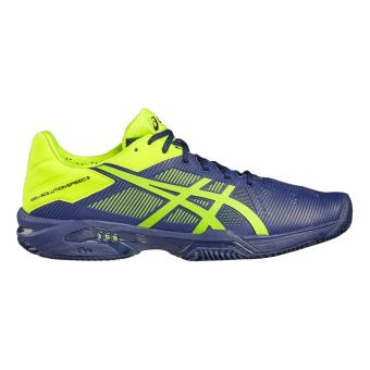 3 Bleu Gel 42 Solution Chaussures Clay Asics Speed qpZUII