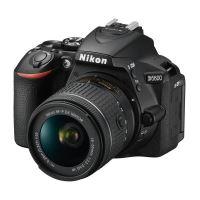 Reflex Nikon D5600 Noir + Objectif AF-P 18-55 mm VR