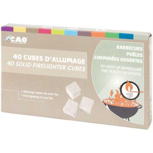 Cubes d'allumage Cao