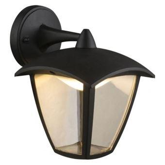 Globo lighting luminaire exterieur aluminium fonte noir - plastique ...