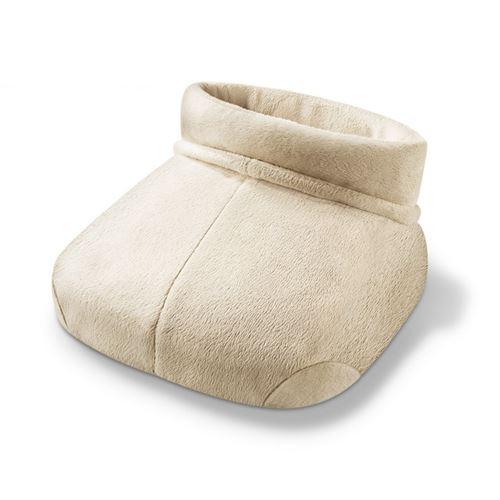 Chauffe-pieds Beurer FWM 50 beige