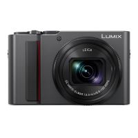 Panasonic Compact Camera DC-TZ200EF-K Black