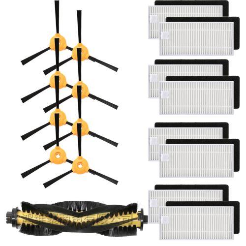 Filtres & Brosse brosse latérale et Hepa pour Ecovacs DEEBOT N79 N79S robotique
