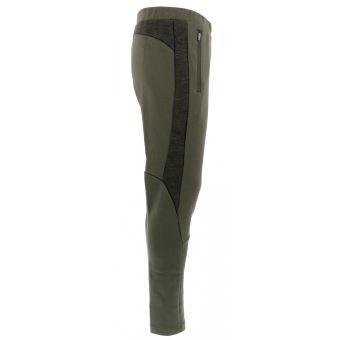 f8c78fac787 Pantalon de survêtement Puma Evostripe pants kaki Vert taille   S réf    12847 - Pantalons de sport - Achat   prix