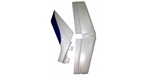 Empennages Twin Air Robbe
