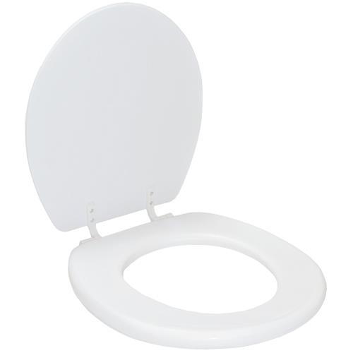 Abattant De Toilettes Cuvette WC Design Uni Vert Anis D/éco City Contemporain Promobo
