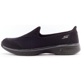 Skechers Gowalk 4 Pursuit Formateurs en Noir 14148 BBK [UK 4 EU 37]