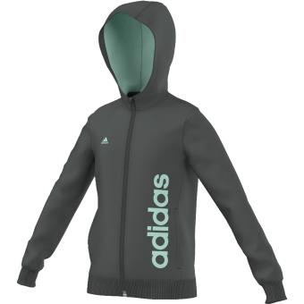 Adidas Essential Linear Veste Enfant Fille - Achat   prix  244dd8a9050