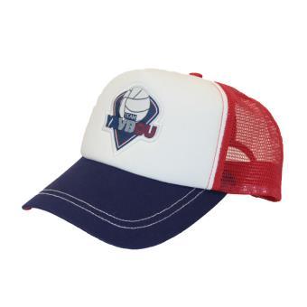 meilleur fournisseur site réputé style attrayant Team Yavbou Casquette Trucker Team Yavbou bleu/blanc/rouge ...