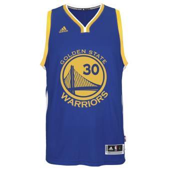 Adidas NBA Golden State Warriors Maillot réplica Adulte