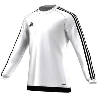 Adidas Maillot adidas Estro15 manches longues XL blanc