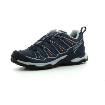 Salomon Gore-Tex X Ultra 2 GTX Bleu 42 2/3 Chaussures Adulte Femme - Chaussures et chaussons de sport - Achat & prix