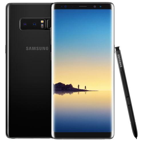 Smartphone SAMSUNG Galaxy Note 8 N9500 256Go Dual Sim Noir