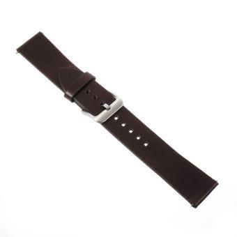 Bracelet en cuir véritable pour Samsung Gear S3 Frontier / S3 Classic ,  Noir , Achat \u0026 prix