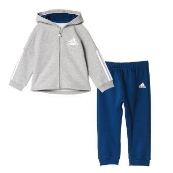 7a7bd56820c54 Survêtement Adidas Performance Fz Hooded Jogger - Survêtements et ensembles  de sport - Achat   prix   fnac