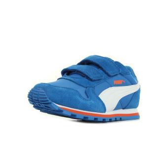 Baskets Puma St Runner Nl V Ps Bleu 33 Chaussures et