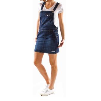bd189d72cf22b Carrera-Jeans-Robe-796S0941X-pour-femme-tiu-extensible-taille -normale-sans-manches-40-Multicolore.jpg