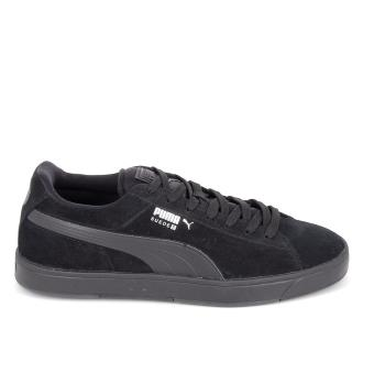 Chaussures Puma Suède S Mono Rouges Taille 46