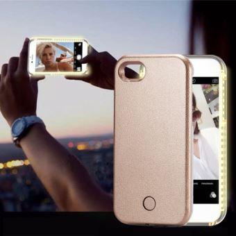 coque iphone 8 doré