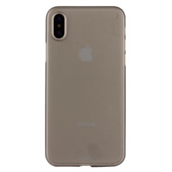 coque plastic iphone x