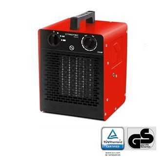 Trotec TDS 20 R Chauffage /électrique 3/kW