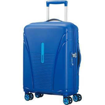 valise cabine rigide skytracer 55 cm american tourister valise equipements sportifs fnac. Black Bedroom Furniture Sets. Home Design Ideas