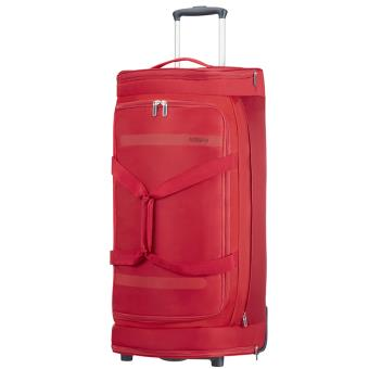 American Tourister Herolite Sac de Voyage, 79 cm, 84 L, Formula Red