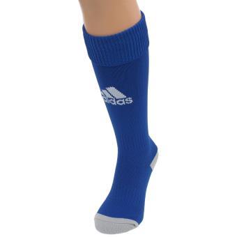 Chaussettes de football Adidas Milano 16 Bleu Pointure 32 34 Adulte Mixte