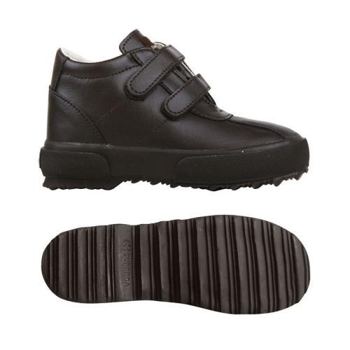 Superga <strong>chaussures</strong> 2718 bycvj pour bébé garçon et bébé fille style classique couleur unie