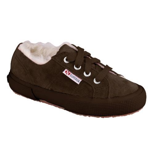 Superga <strong>chaussures</strong> 2750 suebj pour bébé garçon et bébé fille style classique couleur unie