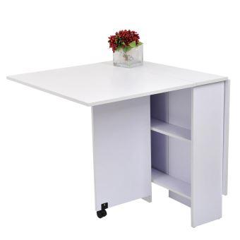46€90 sur Table de cuisine salle à manger pliable amovible - Achat ...