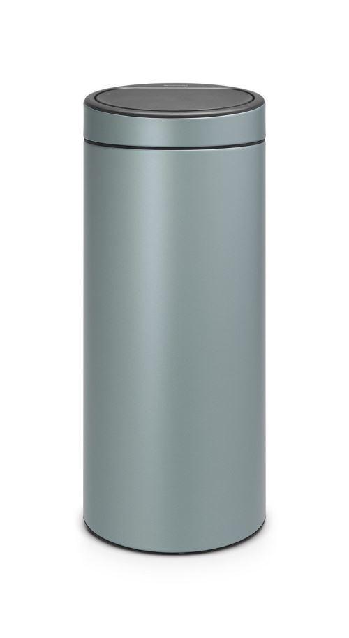 Poubelle 30l metallic mint - 115424 - Brabantia