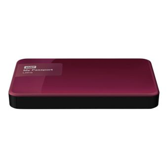 disque dur western digital my passport ultra 2 to berry disque dur externe achat prix fnac. Black Bedroom Furniture Sets. Home Design Ideas