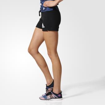 Adidas - Short femme adidas Essentials Solid - S - noir blanc - Shorts et  bermuda de sport - Achat   prix  4775390fb2a