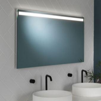 Miroir Lumineux Salle De Bain Avlon 1200 LED IP44   Accessoires Salles De  Bain Et WC   Achat U0026 Prix | Fnac