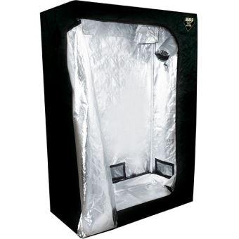 Blackbox silver chambre de culture bbs v2 125x62x180 cm placard de culture culture - Chambre de culture hydroponique ...