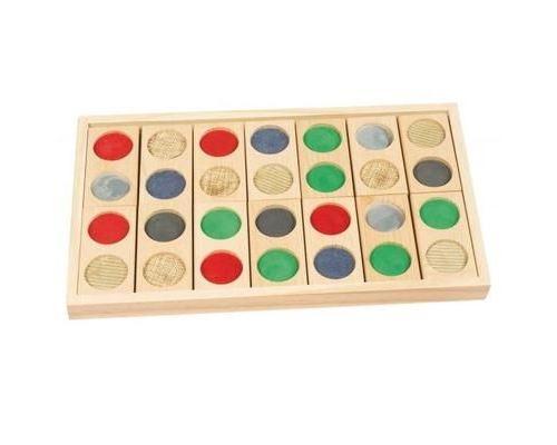 Goula - Domino Tactile - GOULA